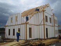 каркасное строительство домов Новосибирск