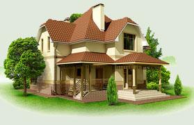 Строительство частных домов, , коттеджей в Новосибирске. Строительные и отделочные работы в Новосибирске и пригороде