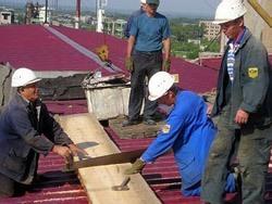 Ремонт крыш в Новосибирске. Строительство и отделка кровли. Кровельные работы в Новосибирске. Отделка