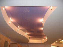Ремонт и отделка потолков в Новосибирске. Натяжные потолки, пластиковые потолки, навесные потолки, потолки из гипсокартона монтаж
